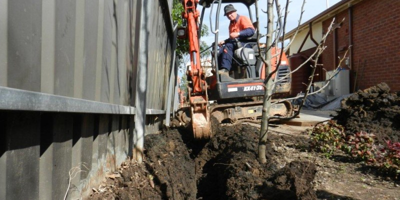 Trench Digger Hire Adelaide