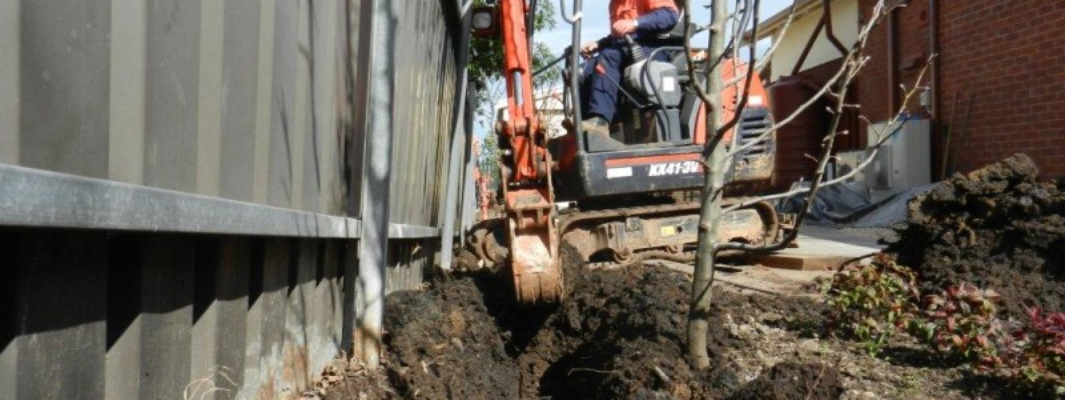 Trench digging in adelaide